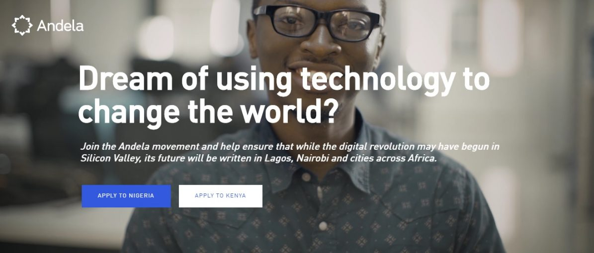 Expired: APPLY: The Andela Fellowship